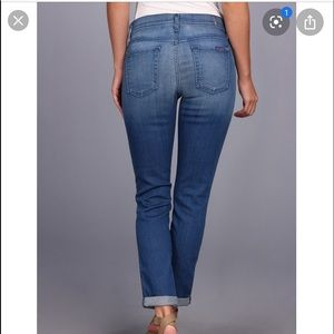 💕NEW LISTING💕 Seven for all mankind skinny jeans